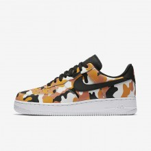 Chaussure Casual Nike Air Force 1 07 Low Homme Orange/Orange/Marron Clair/Noir 150PZSXL