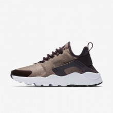 Nike Air Huarache Ultra SE Lifestyle Shoes For Women Port Wine/Metallic Mahogany/Particle Pink 210HZTWN