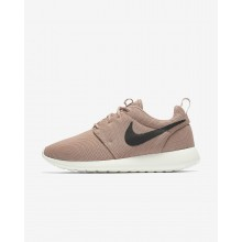 Womens Particle Pink/Sail/Black Nike Roshe One Lifestyle Shoes 260CUHPN