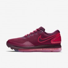 Nike Zoom All Out Low 2 Running Shoes For Women Rush Maroon/Bordeaux 286NVBTC