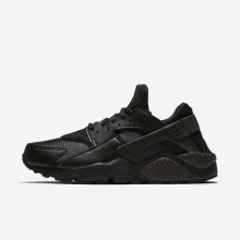 Nike Air Huarache Lifestyle Shoes For Women Black 330KBXPJ