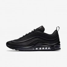 Mens Black/Anthracite Nike Air Max 97 Ultra 17 Premium Lifestyle Shoes 351XOGQU