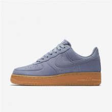 Chaussure Casual Nike Air Force 1 07 SE Femme Grise/Marron 382PRJBH