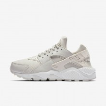 Nike Air Huarache Lifestyle Shoes For Women Phantom/Summit White/Light Bone 505SVOMB