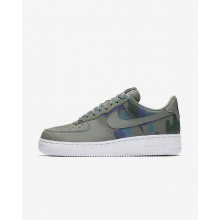 Mens Dark Stucco/Dark Raisin/Vintage Green Nike Air Force 1 07 Low Lifestyle Shoes 653QXSAM