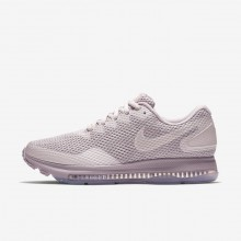 Nike Zoom All Out Low 2 Running Shoes For Women Particle Rose/Barely Rose 691UQJCL