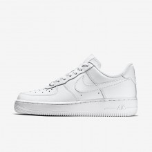 Nike Air Force 1 07 Lifestyle Shoes For Women White 727VCXQS