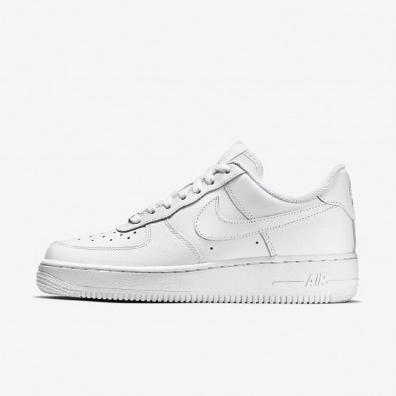 Womens White Nike Air Force 1 07 Lifestyle Shoes 727VCXQS