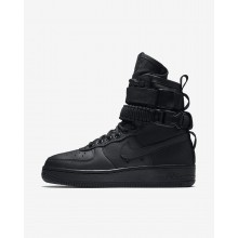 Nike SF Air Force 1 Lifestyle Shoes For Women Black 760TUGQB