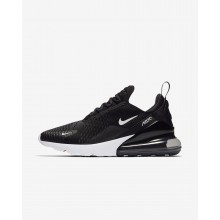 Nike Air Max 270 Lifestyle Shoes For Men Black/White/Solar Red/Anthracite 817HUCOL