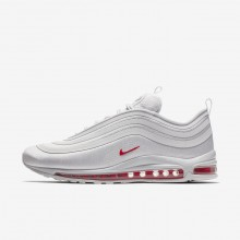 Nike Air Max 97 Ultra 17 L Lifestyle Shoes For Men Vast Grey/Total Orange/Atmosphere Grey 832TDUOR