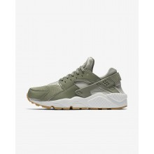 Nike Air Huarache Lifestyle Shoes For Women Dark Stucco/Light Bone/Summit White/Pale Grey 882UYCRB