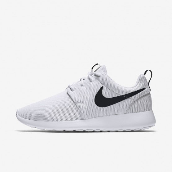 Chaussure Casual Nike Roshe One Femme Blanche/Noir 888MLQPF