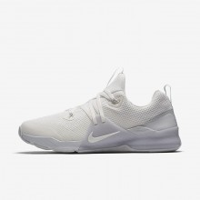 Nike Zoom Train Command Training Shoes For Men Sail/White/Pure Platinum 892KDQIV