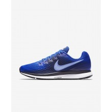 Nike Air Zoom Pegasus 34 Running Shoes For Men Hyper Royal/Obsidian/Royal Tint/Royal Pulse 904EDAHL