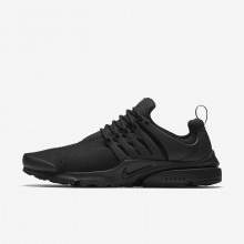 Mens Black Nike Air Presto Essential Lifestyle Shoes 912NQWHM