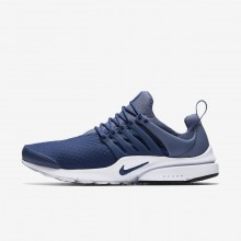 Nike Air Presto Essential Lifestyle Shoes For Men Navy/Diffused Blue/Black 949IXABU