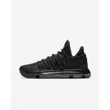 Nike Zoom KDX Basketball Shoes For Women Black/Dark Grey 975VSYED
